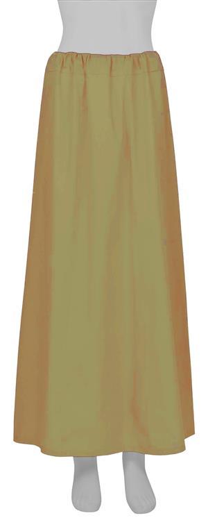 Fairtrade Sari Unterrock 15 verschiedene Farben Einheitsgröße bis Gr. 44