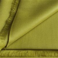 Handgefertigter Seidenschal lime 45 x 180 cm Variation-