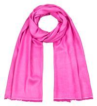 Handgefertigter Seidenschal pink 45cm x 180cm Variation-