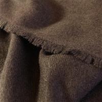 Kaschmirschal schokobraun 100 % Kaschmir 90 x 200 cm Variation-