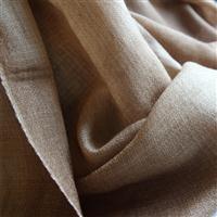 Merino Schal Oil washed 100% feinste Merinowolle handgewebt caramel 45 x 180 cm Variation-