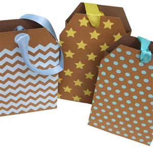 Handgefertigte Geschenktüten 3er Set